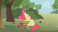 Apple Bloom deprimida T1E12