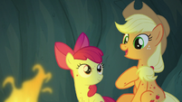 "Applejack ""I was gonna tell you"" S7E16"