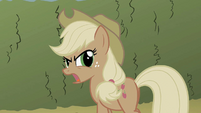 Applejack 'Nopony whatsoever' S2E01