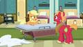 Applejack tells Big Mac to lie on the gurney S6E23.png