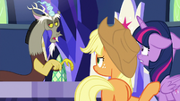 "Discord ""I don't need to be here"" S9E1"