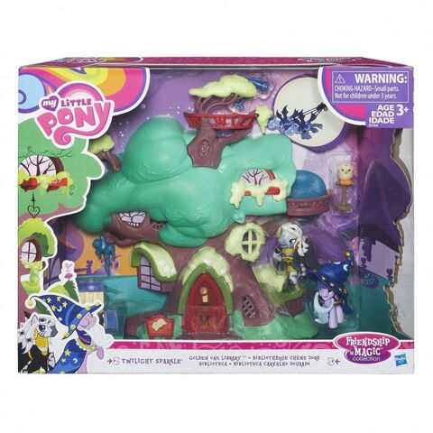 File:FiM Collection Twilight Sparkle Golden Oak Library Ultimate Story Pack packaging.jpg