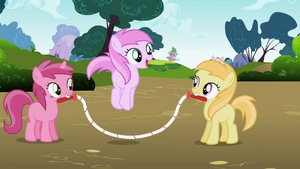 Filly Girls Skip Rope S2E3