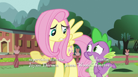 Fluttershy 'Of course she's good with magic' S3E05