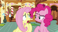 Fluttershy -shrimps can attack-- S8E2