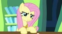 Fluttershy loses patience with her friends S03E10