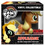 Funko Applejack vinyl figurine packaging