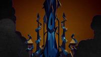King Sombra's dark crystal palace BFHHS5