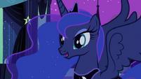Luna szczęśliwa