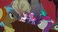 "Mrs. Pearblossom ""don't worry about that"" S5E16"