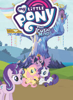 My Little Pony The Cutie Map cover