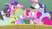 "Pinkie Pie ""I've got the 'scoop'!"" MLPS5"