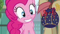 Pinkie Pie --couldn't help but notice-- S6E3