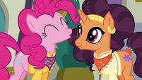 """Pinkie singing """"it will know what to do"""" S6E12"""