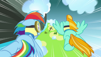Rainbow 'It doesn't look like' S3E07