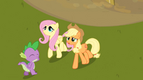 Rainbow Dash Topples the Tower 2 S3E09