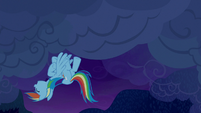 Rainbow doubles over with laughter S6E15