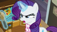 "Rarity ""the thief did not leave in a hurry"" S8E17"