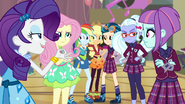 """Rarity """"you might use a little tact"""" EG3"""