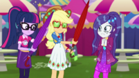 Rarity surprised by trend she started CYOE13c
