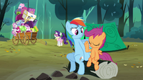 Scootaloo 'Nope' S3E6