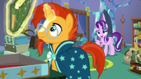 "Starlight ""I hope you're enjoying your visit"" S7E24"