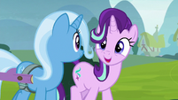 "Starlight ""two ponies could ever have"" S8E19"