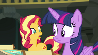 Sunset Shimmer -memories of me being nice- EGFF