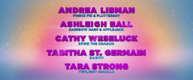 Trailer text of Vancouver voice actress credits MLPTM