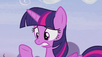 "Twilight ""we stopped King Sombra!"" S5E25"