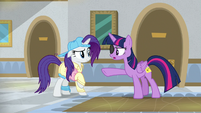 Twilight -you enroll in some classes- S8E16