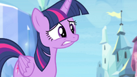 Twilight distressed face S4E24