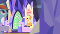 Applejack's chair glowing S5E1.png