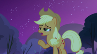 Applejack 'Think it's about time' S3E06