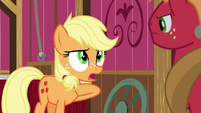 Applejack --I'm the one with the ideas-- S6E23