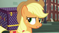 Applejack -I'm pretty sure that wasn't it- S5E16