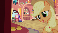 Applejack semi-evil intention S3E9
