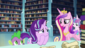 "Cadance ""Maybe he'll know what to do if the spell fails"" S6E2.png"