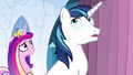 Cadance and Shining Armor hears Flurry Heart S6E2.png