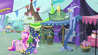 Discord holds his head S4E11