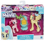 MLP The Movie Pinkie Pie & Princess Skystar Party Friends packaging