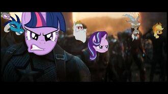 My Little Pony Endgame (an Avengers Endgame parody)