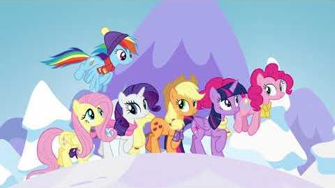 My Little Pony Friendship is Magic - Best Friends Until the End of Time Ukrainian