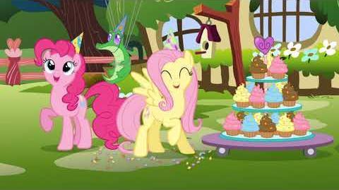 My Little Pony Happy Birthday to You!