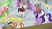 "Neighsay ""taken an interest in institutions"" S8E16"