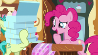 "Pinkie Pie ""are you having a party?"" S8E2"