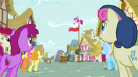 Pinkie Pie -does anypony have a toupee-- S02E18