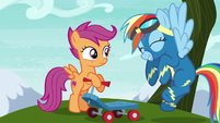 "Rainbow ""it's gonna be so awesome!"" S6E7"