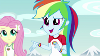 "Rainbow Dash ""it's okay"" EG4"
