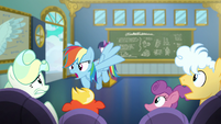 Rainbow Dash --'T-Sparks' and 'The Dashinator'!-- S6E24